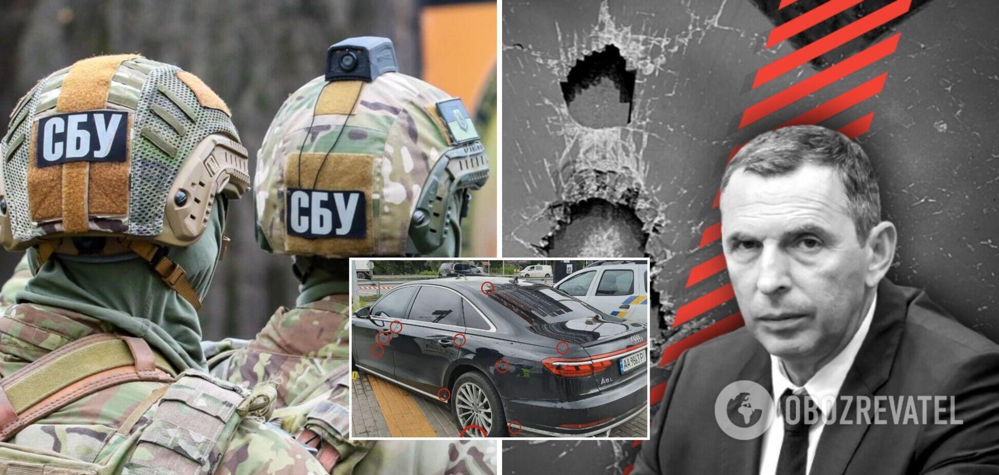 СБУ взяла Шефіра під охорону після обстрілу авто – ЗМІ