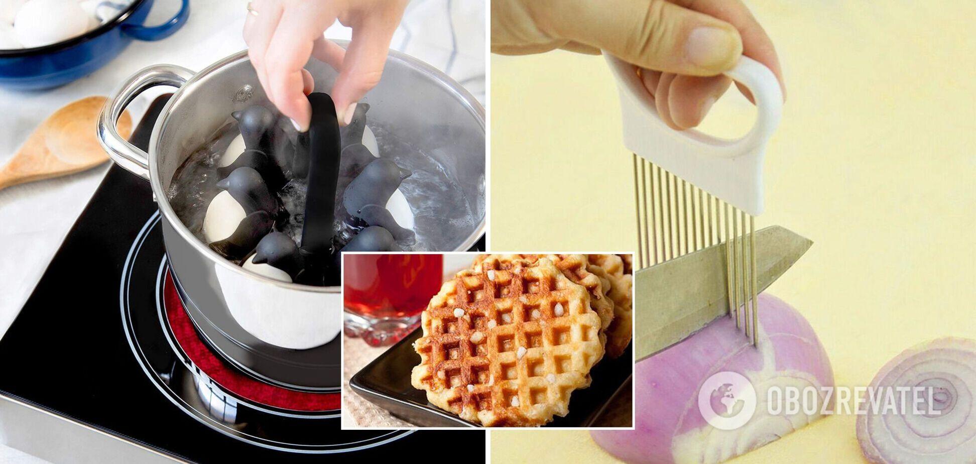 5 незаменимых гаджетов, которые облегчат жизнь на кухне