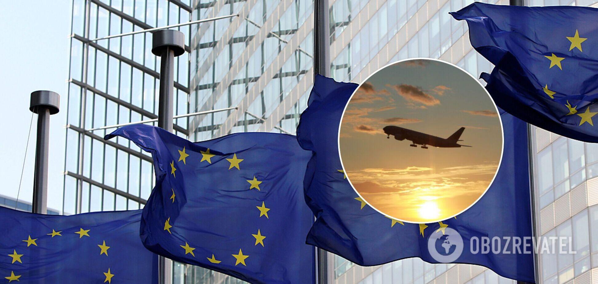 ЕС убрал из 'зеленого' списка две страны: Украина осталась