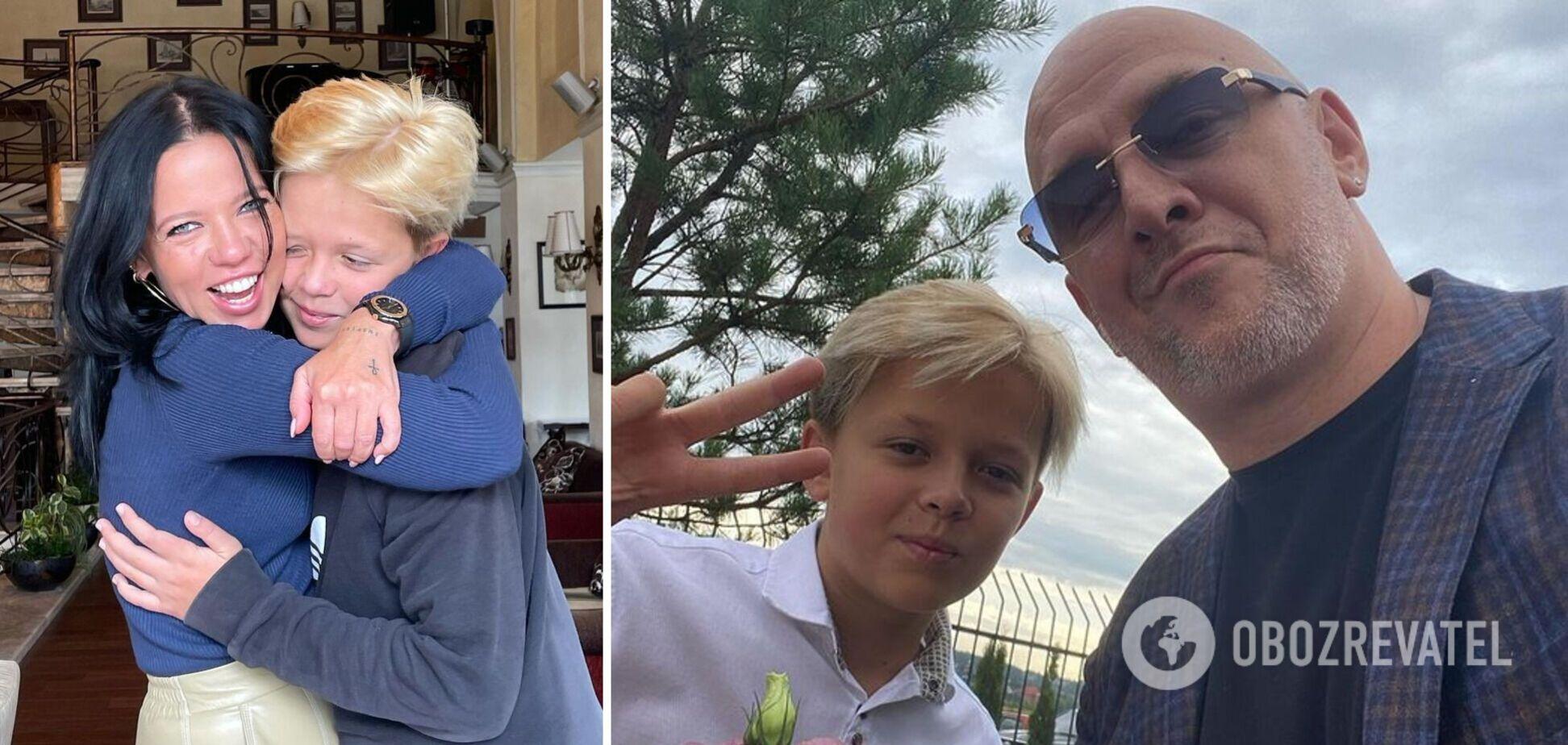 Потап подарил 13-летнему сыну биткоины втайне от Горовой