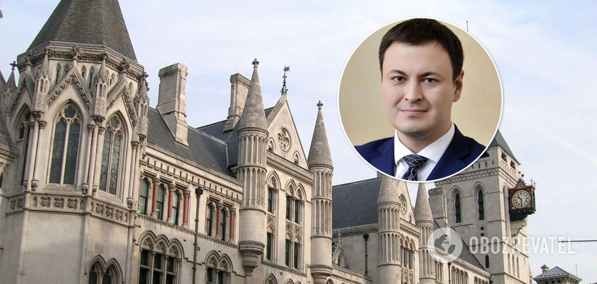Высокий суд Лондона пришел к выводу, что он не является юрисдикцией для рассмотрения иска Суркиса к Порошенко и Гонтаревой, сообщил адвокат