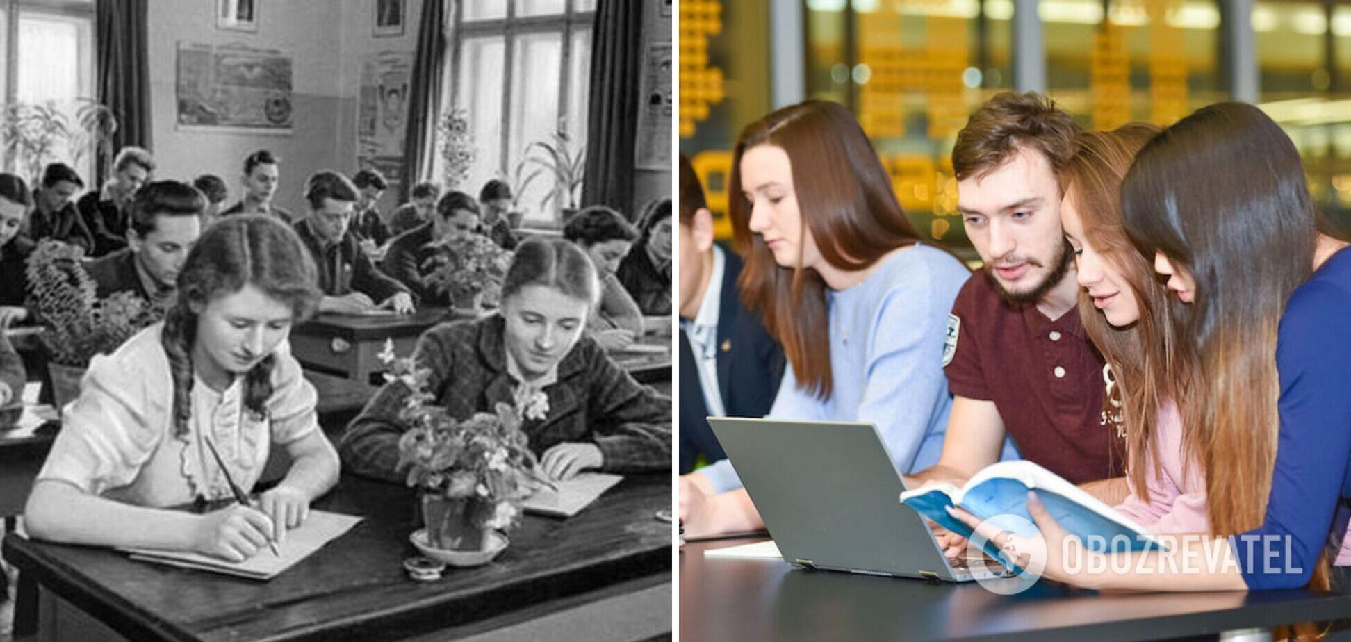 Радянська освіта – рудимент минулого чи приклад для наслідування?