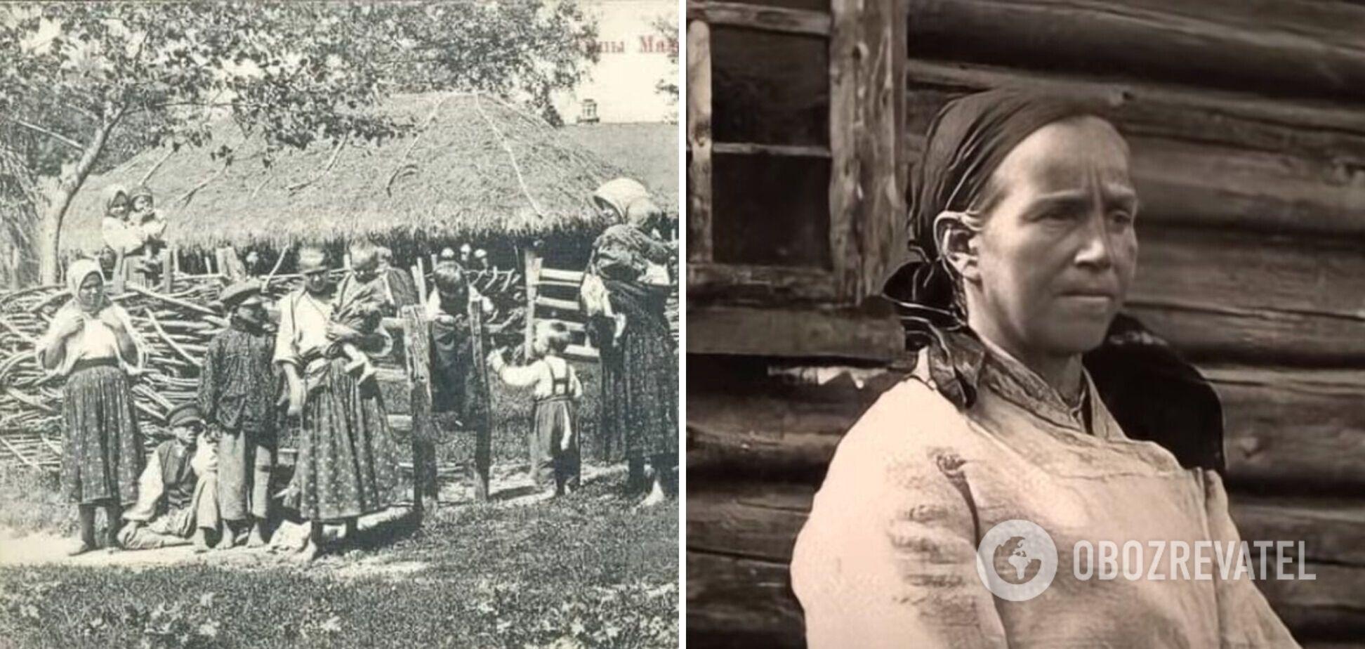 Глибокі зморшки, втомлений погляд: як виглядали 35-річні жінки 100 років тому. Фото