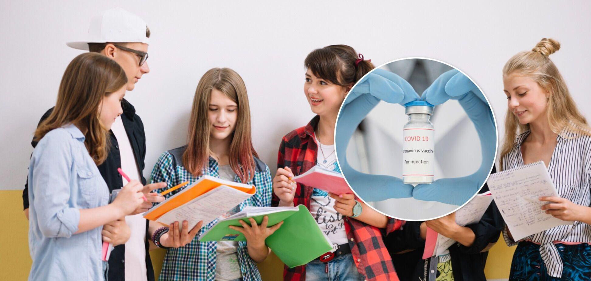 У Києві проблем з вакцинацією співробітників шкіл немає