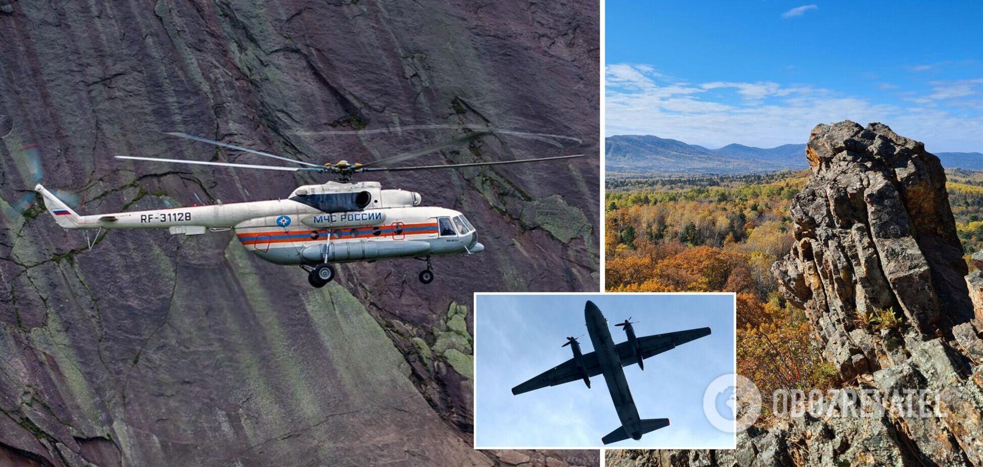 У Росії знайшли уламки зниклого з радарів літака Ан-26. Фото і відео