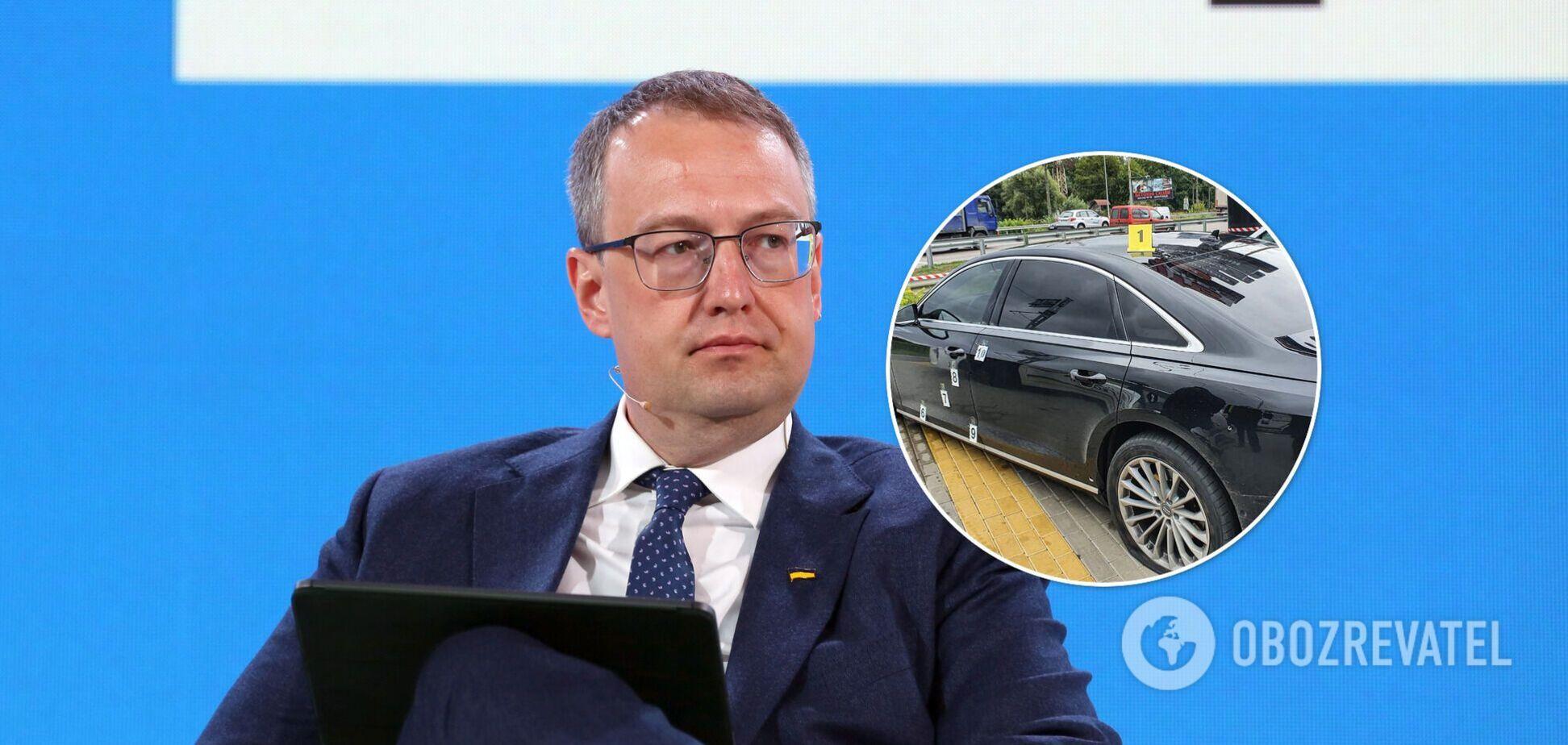 Стрелявшего в машину Шефира могут не найти, – Геращенко