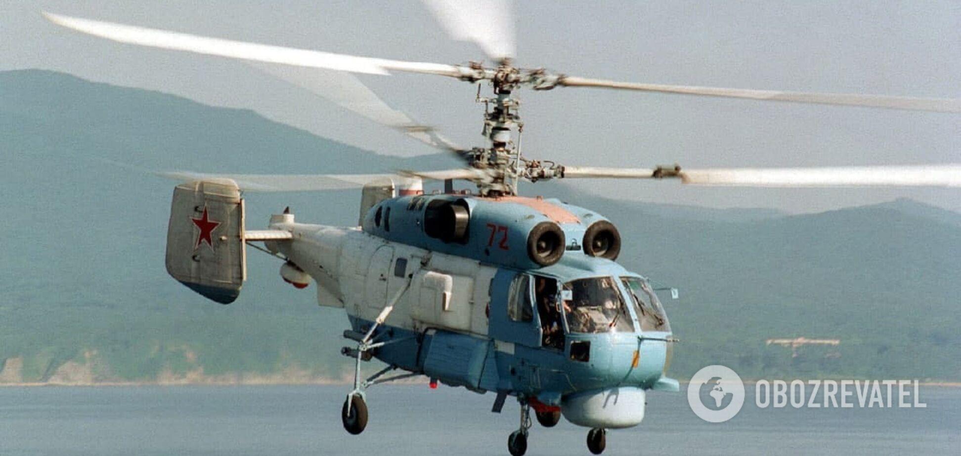 В России разбился боевой вертолет ФСБ: первые подробности