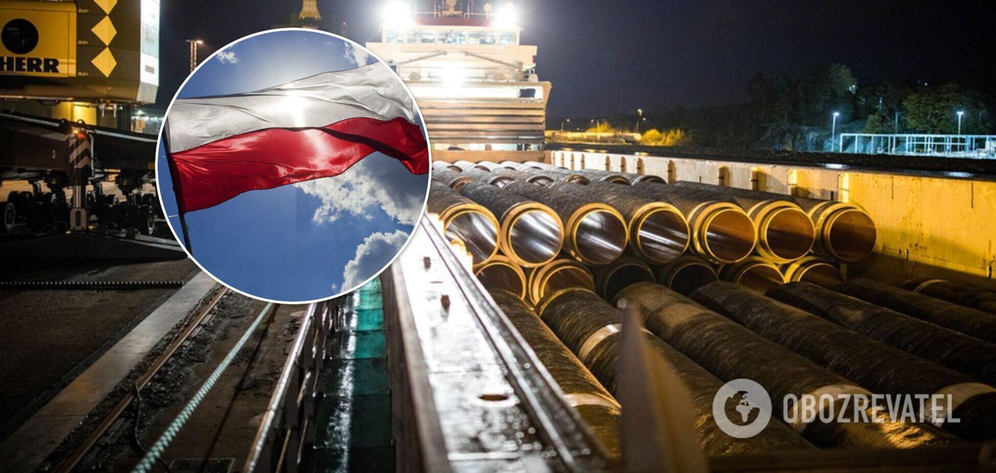 Під час сертифікації 'Північного потоку-2' у польської PGNiG не буде права вето