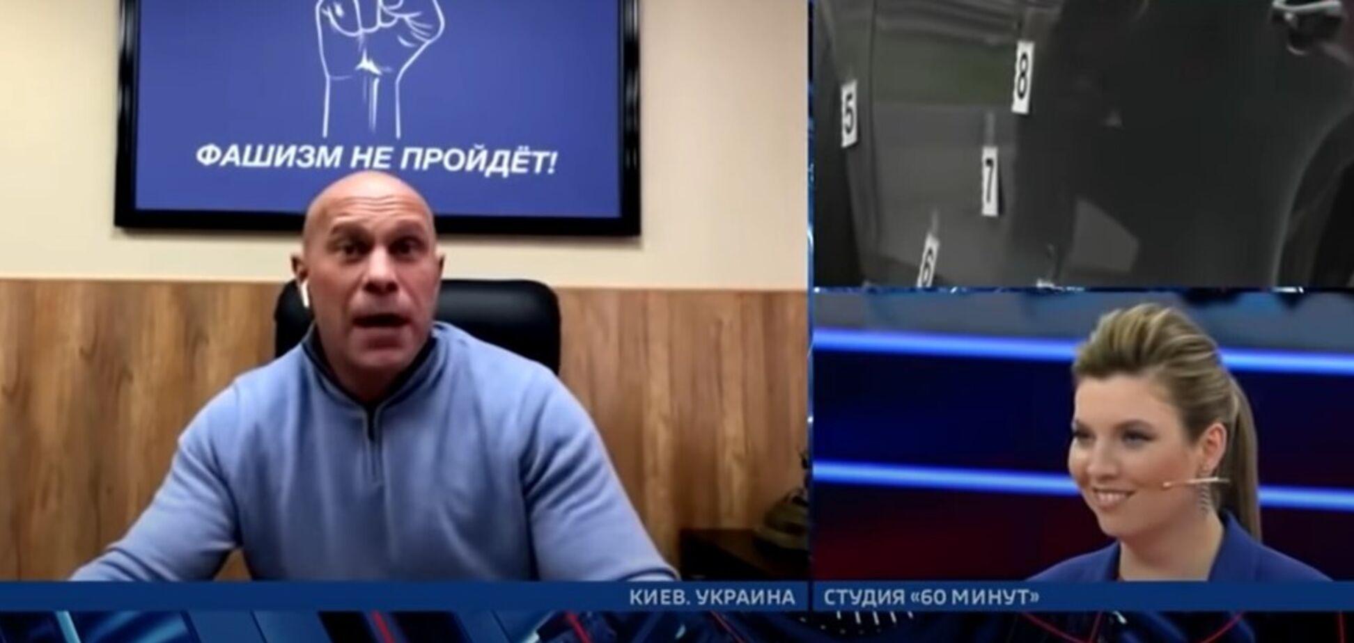 Нардеп Кива на росТБ повторив фразу Путіна про 'один народ'