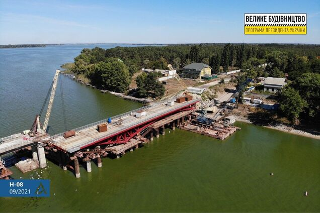 По программе Зеленского восстановят мост через Сулу в Полтавской области