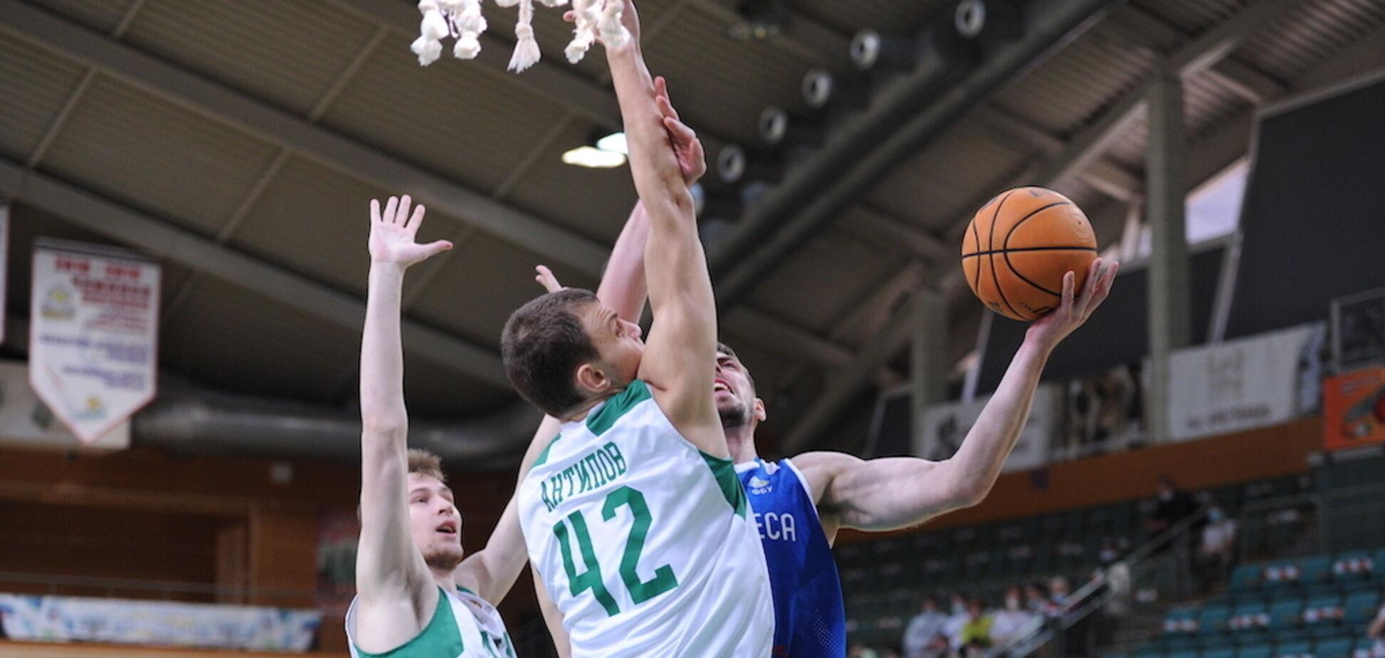 'Химик' выиграл дерби, победа 'Киев-Баскета': результаты Суперлиги Windrose 24 сентября