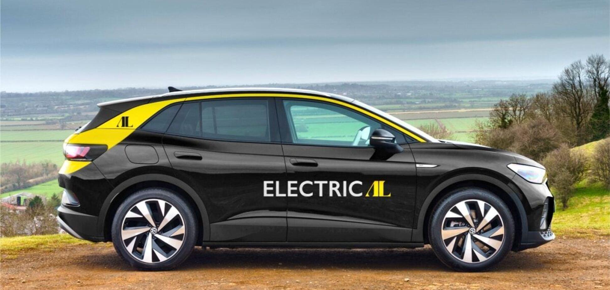 Британські таксисти пересядуть на електромобілі Volkswagen