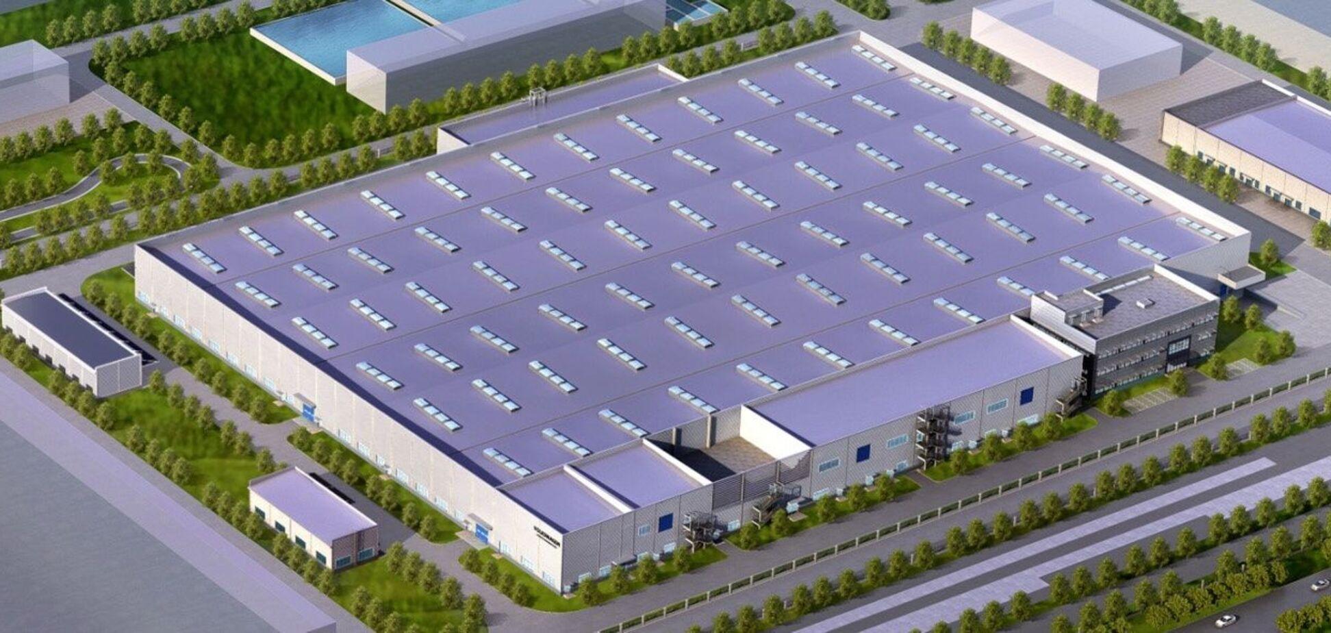 Volkswagen построит в Китае завод по выпуску тяговых аккумуляторов