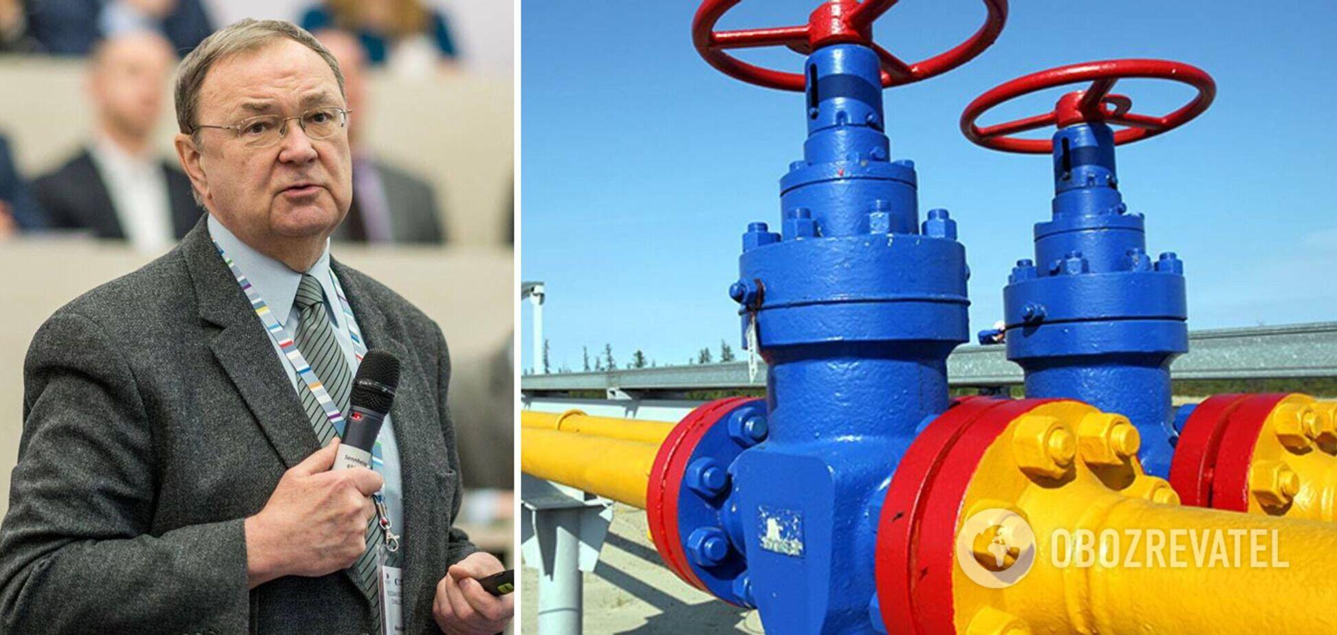 Після запуску СП2 'Газпром' піде до кінцевої мети щодо України, – Крутіхін