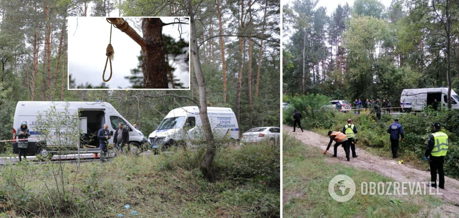 Поблизу місця замаху на Шефіра знайшли тіло людини: в поліції розкрили деталі