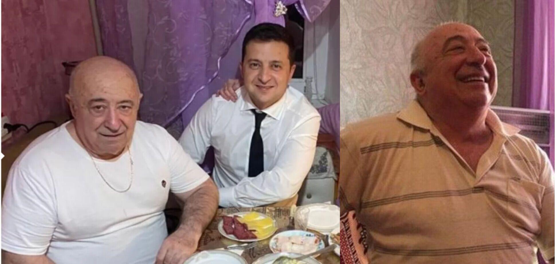 Зеленский-старший завел Instagram: о чем пишет отец президента Украины. Фото