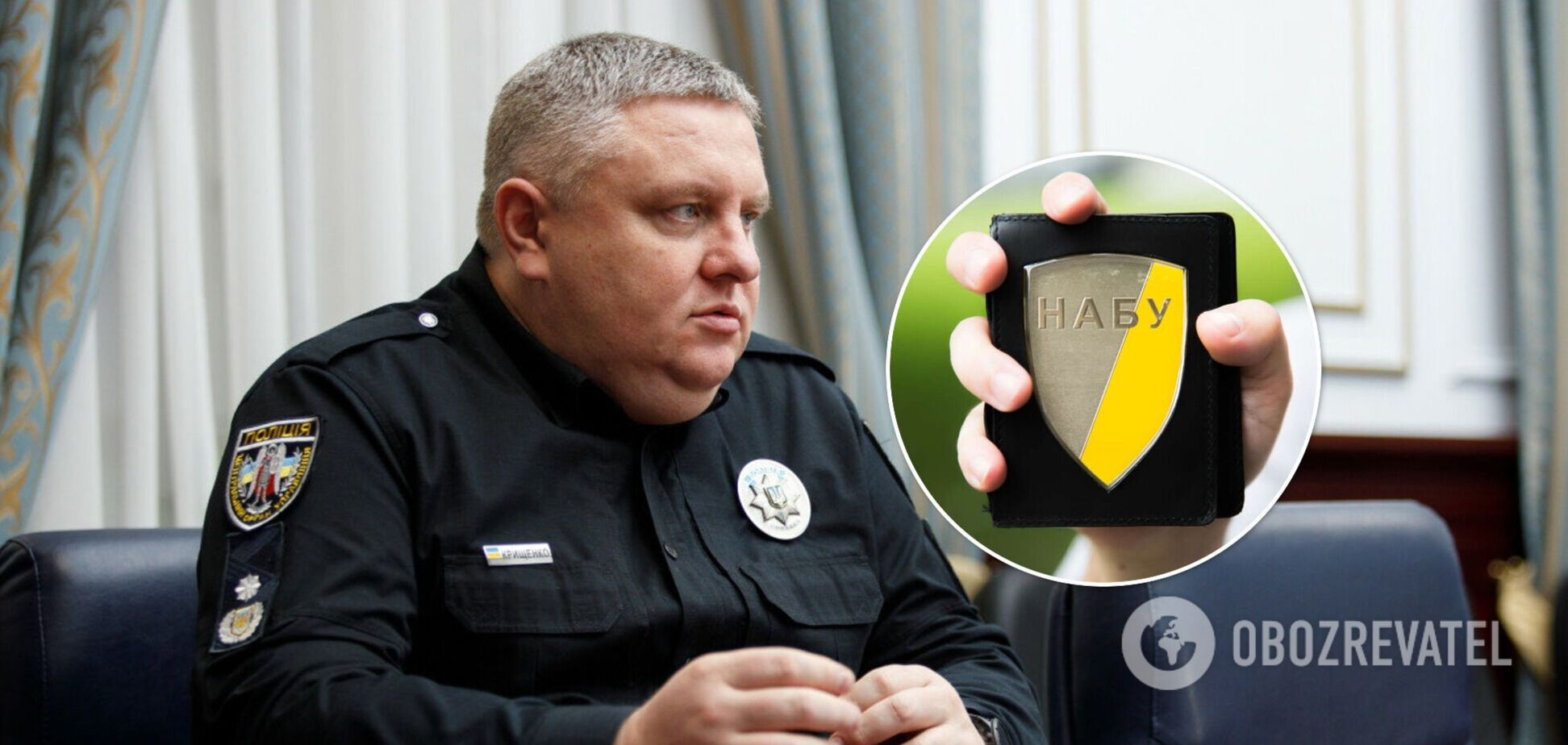 Крищенко спростував інформацію про причетність до заволодіння причалами й островом на Дніпрі