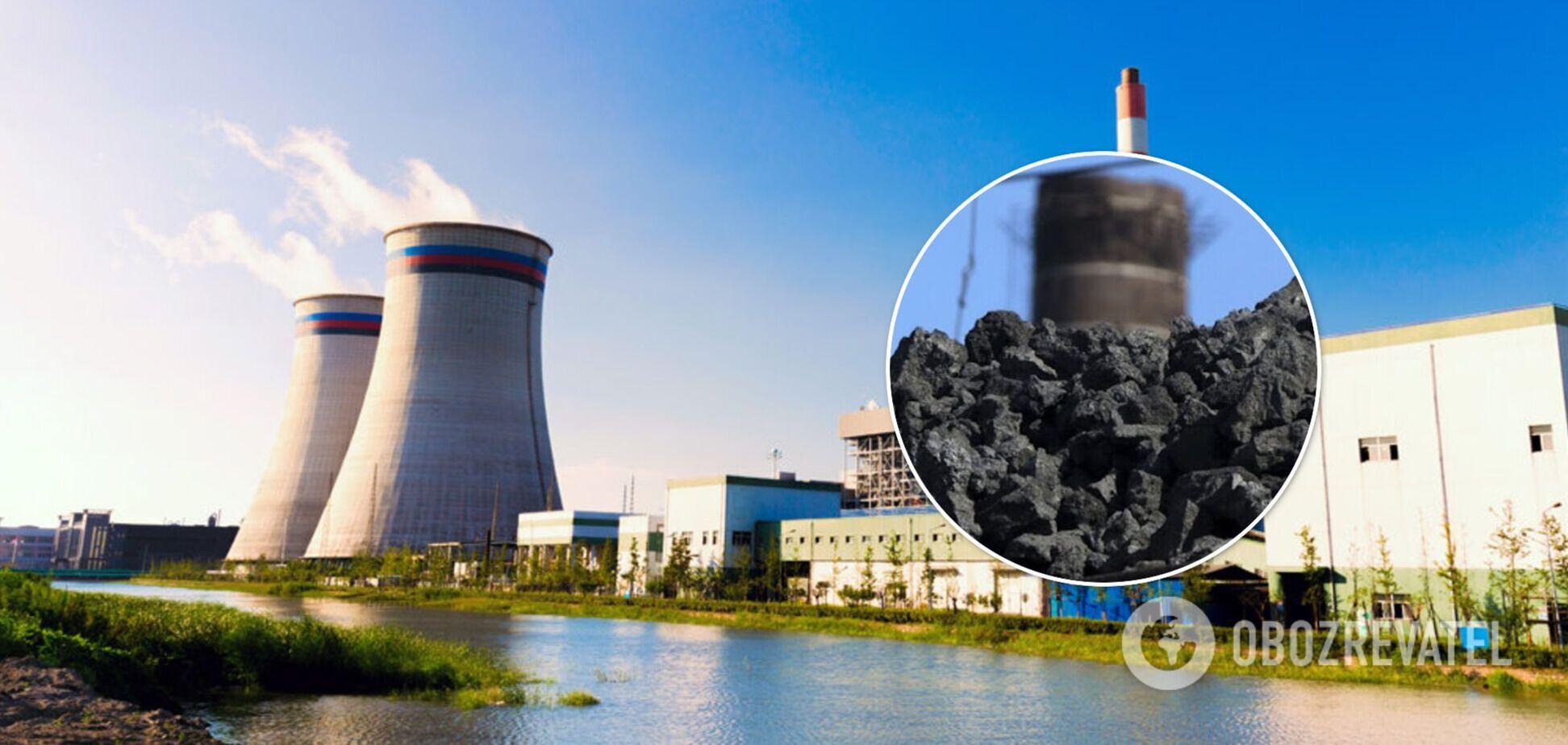 Рост запасов угля обеспечивают частные ТЭС – Минэнерго