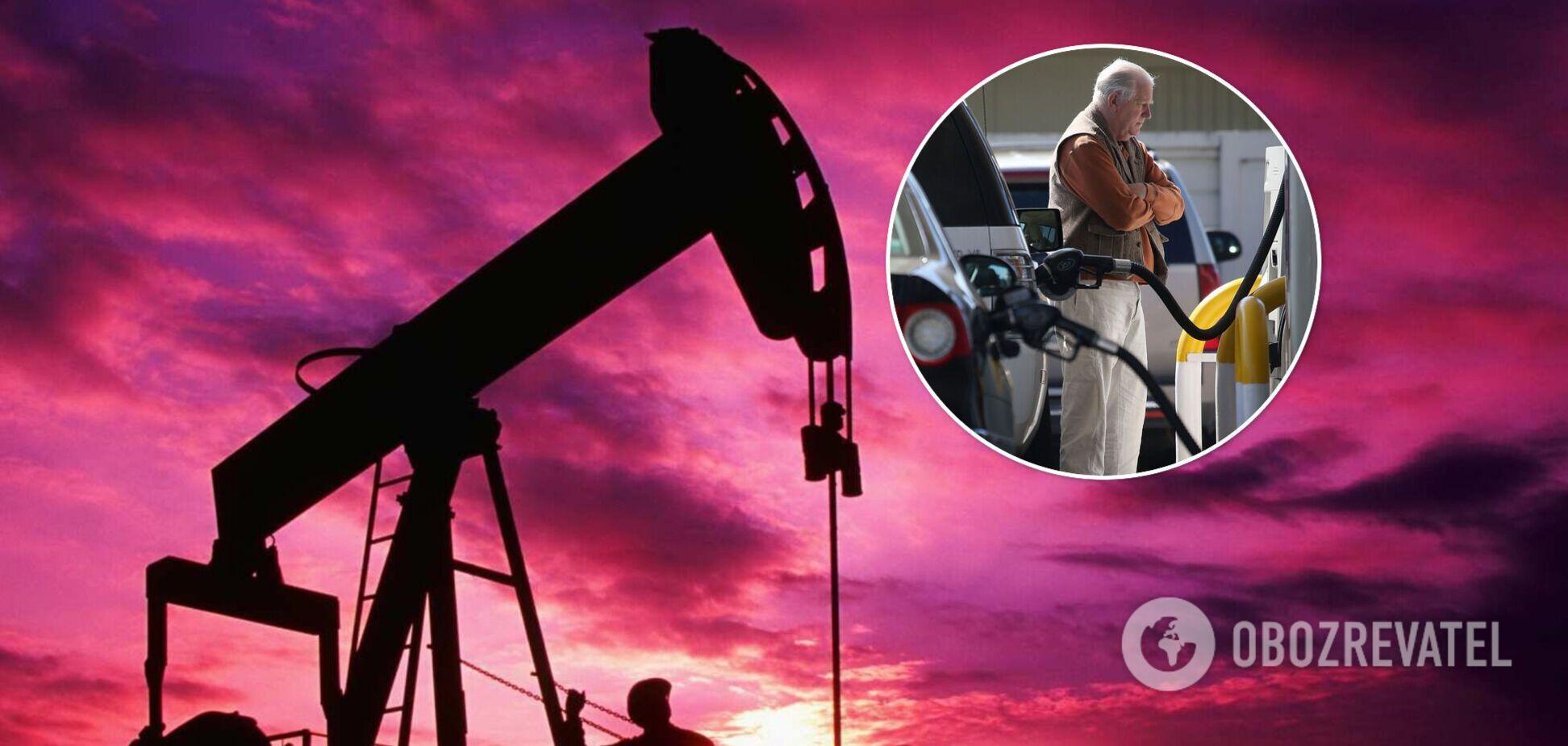 Нефть в мире рекордно подорожала