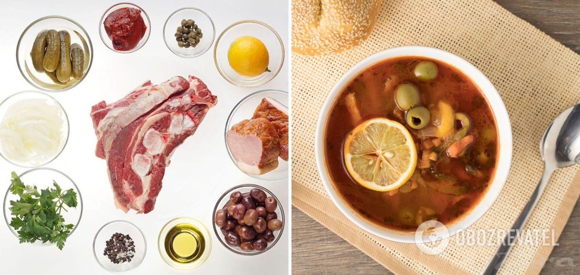 Секретные ингредиенты в солянке: хитрости и рецепт приготовления
