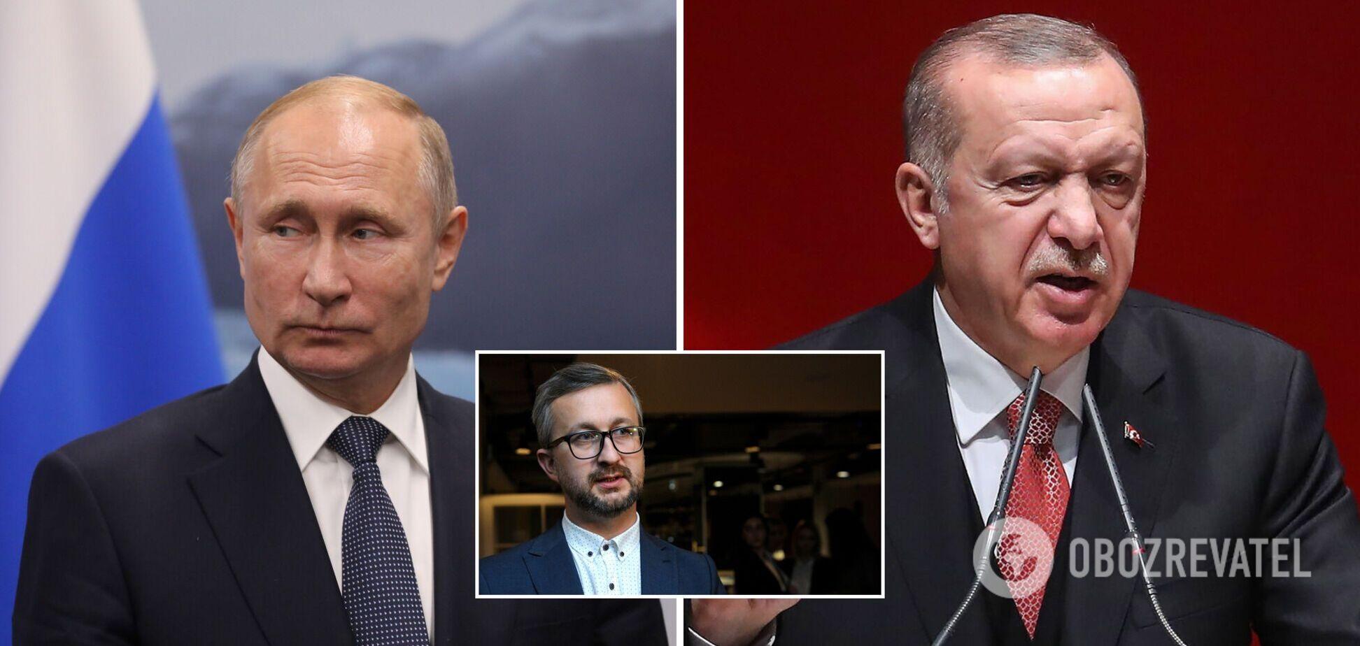 Кремль торгует чужой свободой
