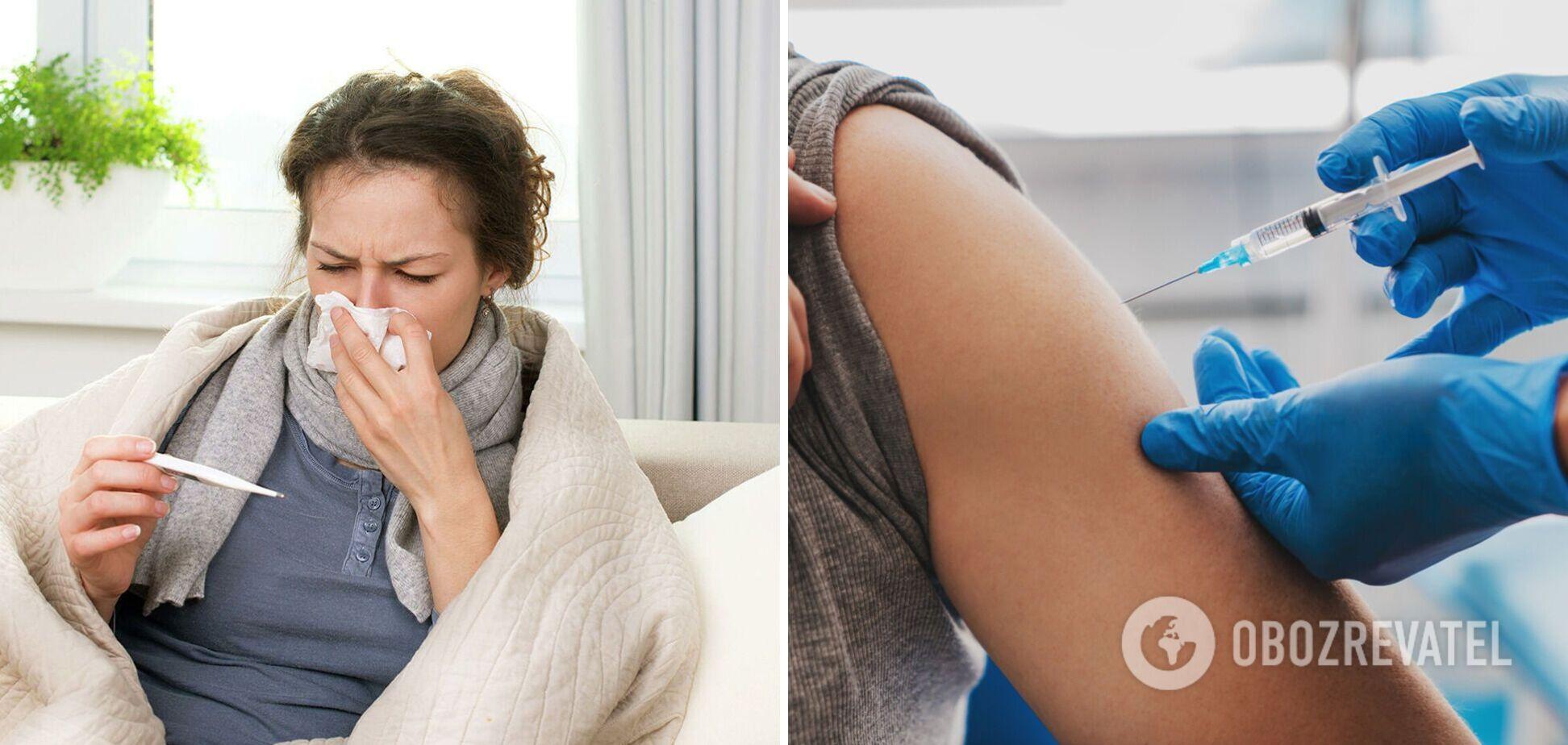 Пик заболеваемости гриппом может произойти уже в октябре-ноябре