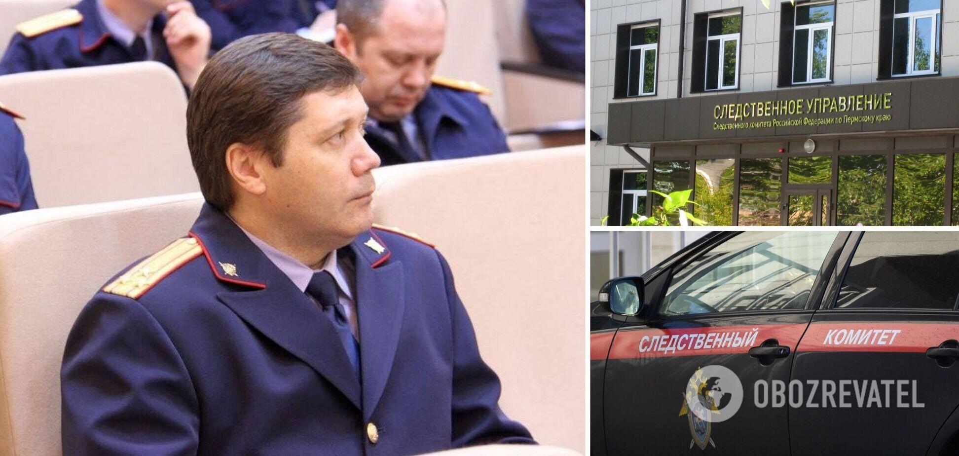 Сергей Сарапульцев покончил с собой