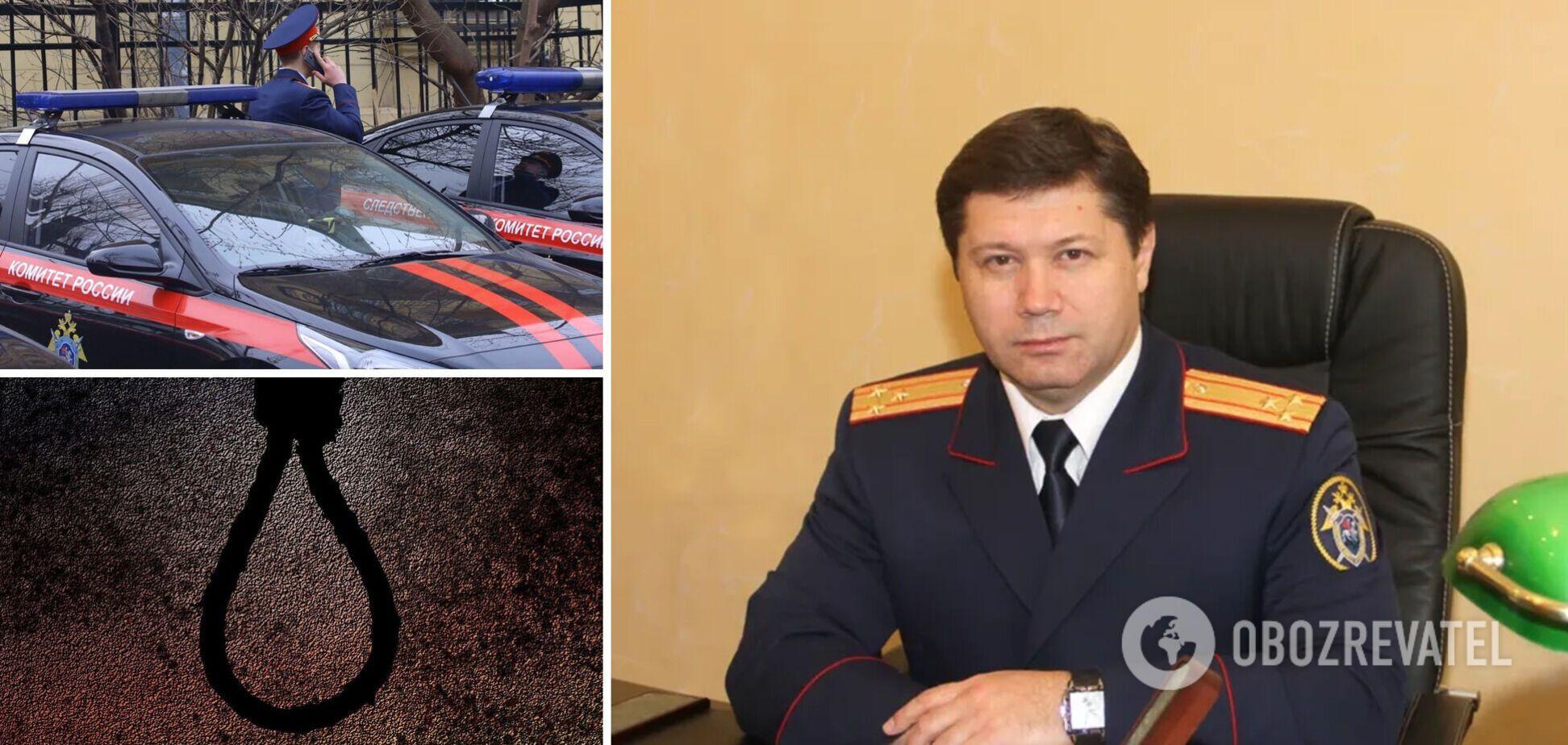 Оставил предсмертную записку: названы возможные причины самоубийства главы Следкома РФ по Пермскому краю