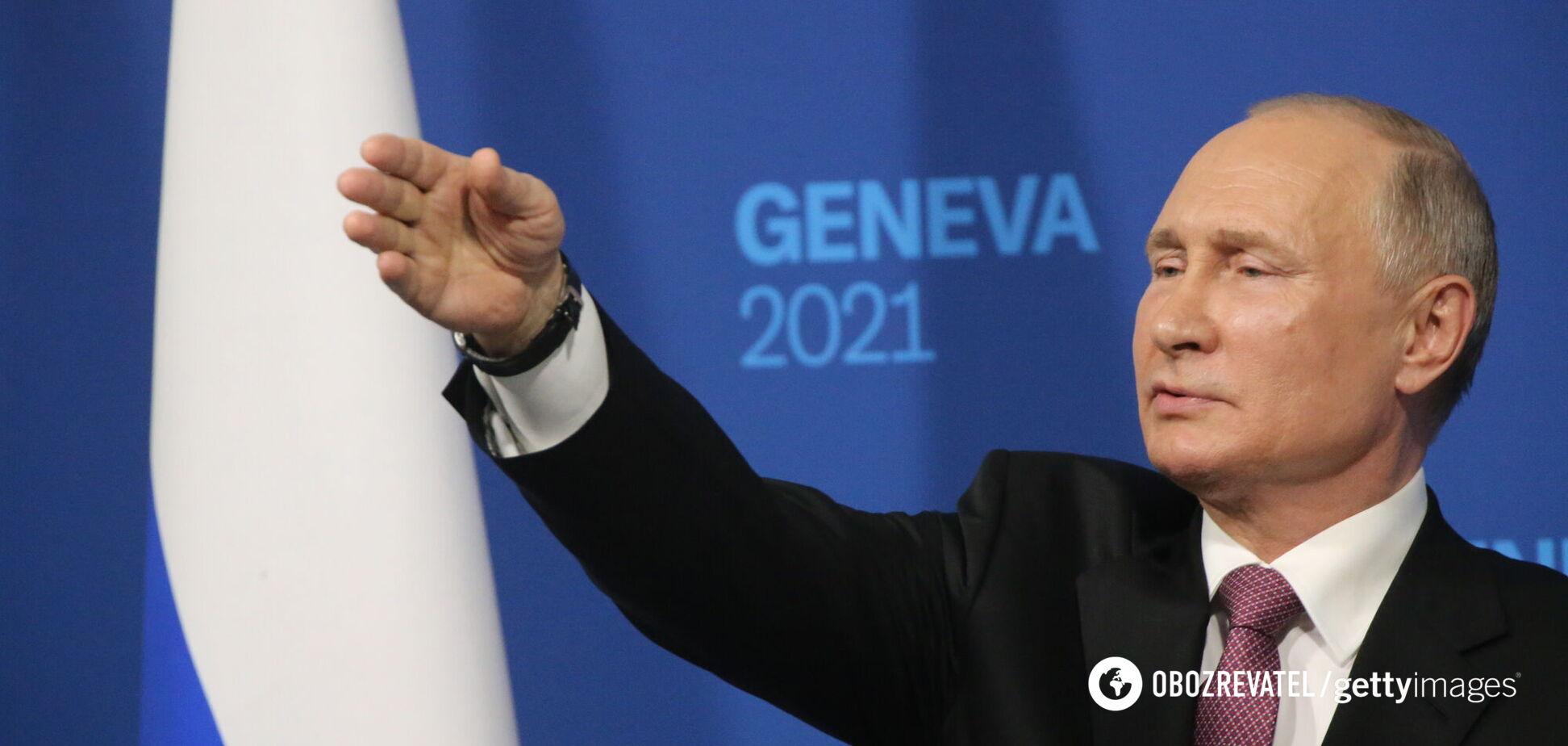 Путин одержим идеей реванша