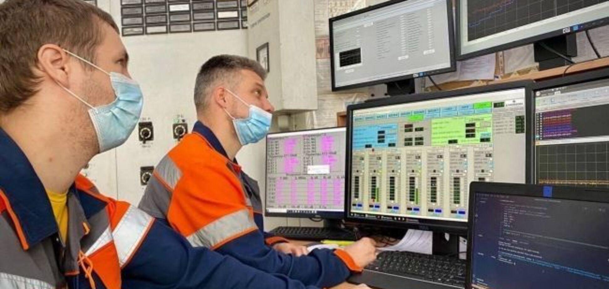 'Укрэнерго' сертифицировала первую в Украине промышленную систему накопления энергии ДТЭК