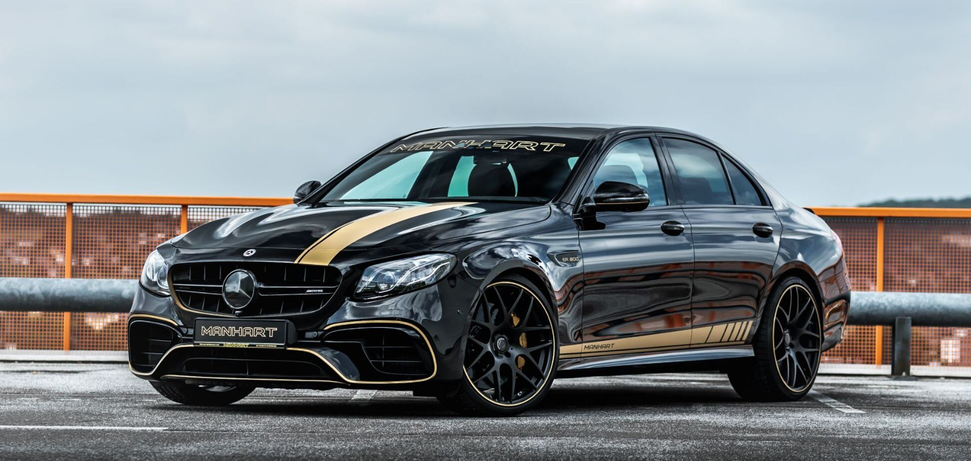Mercedes-Benz E-Class 'прокачали' до 800 сил