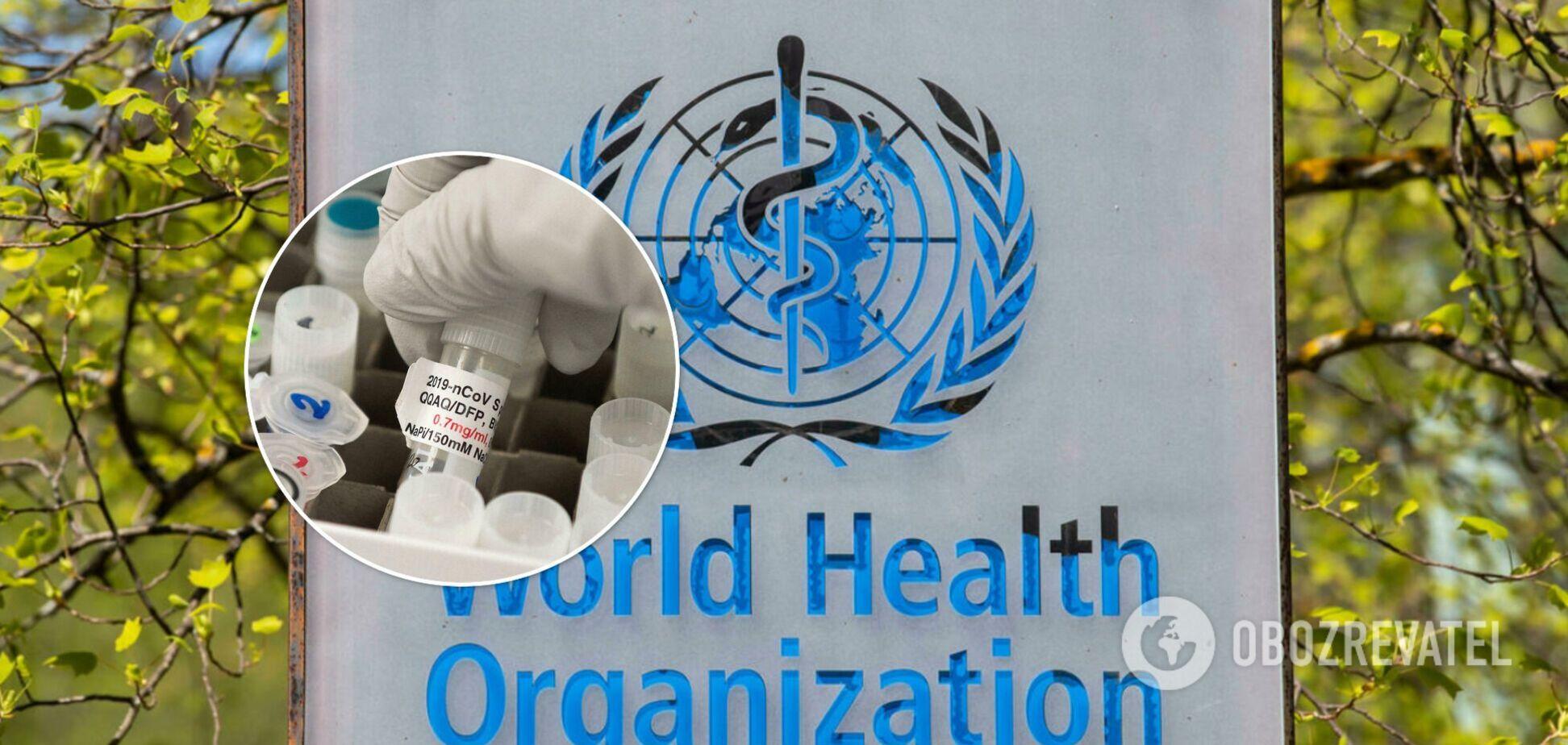 Novavax подала заявку ВОЗ об экстренном использовании вакцины против COVID-19