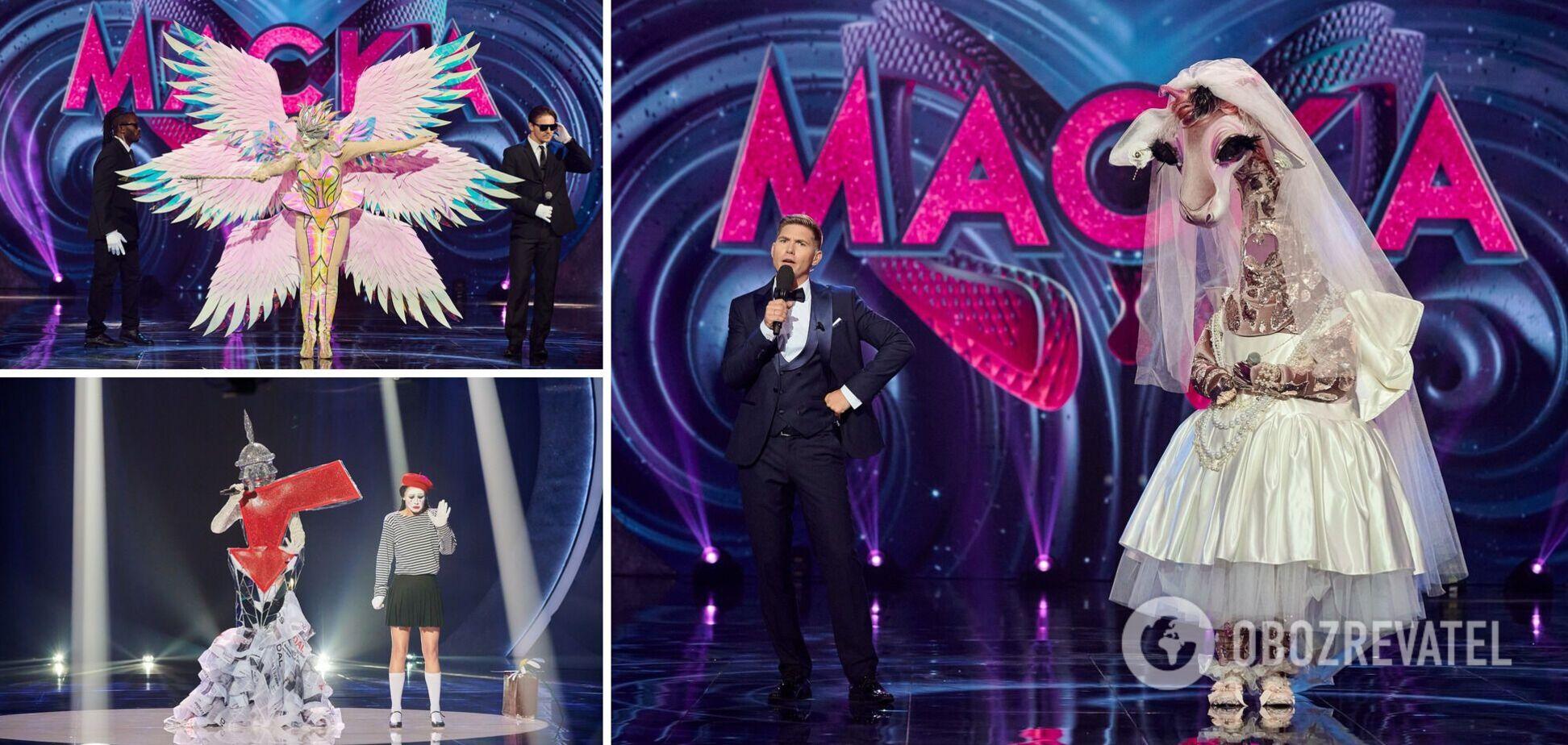 Стала известна дата премьеры грандиозного шоу 'Маска'