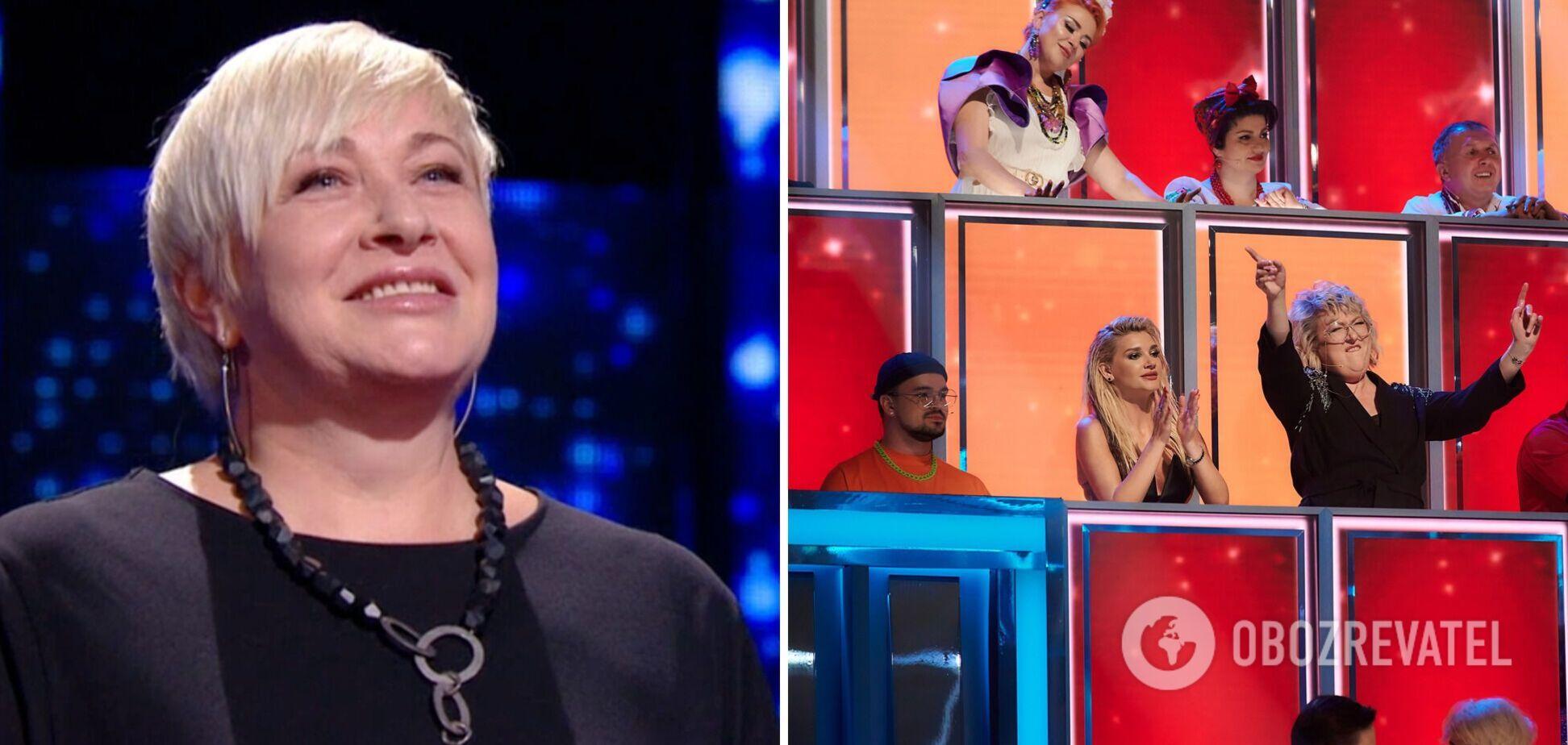 Шокировала всех судей: на 'Співають всі' пришла неожиданная конкурсантка. Фото
