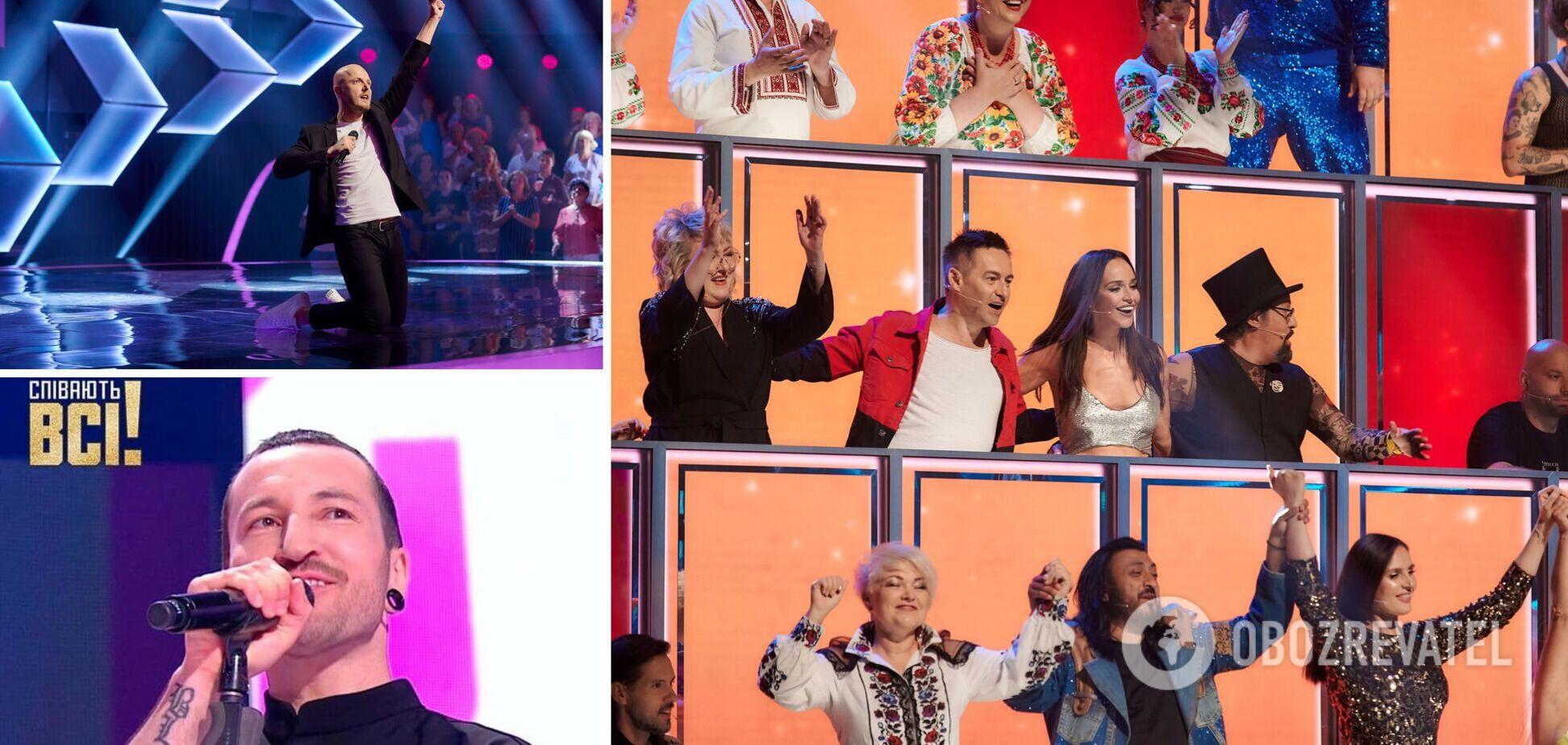 'Співають всі': судді в сльозах обрали фіналістів 5 випуску. Подробиці і фото