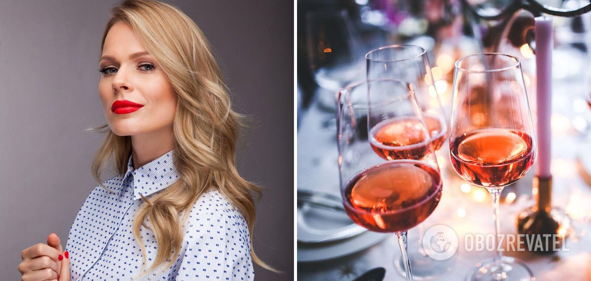 Ольга Фреймут рассказала, как правильно пить разные напитки