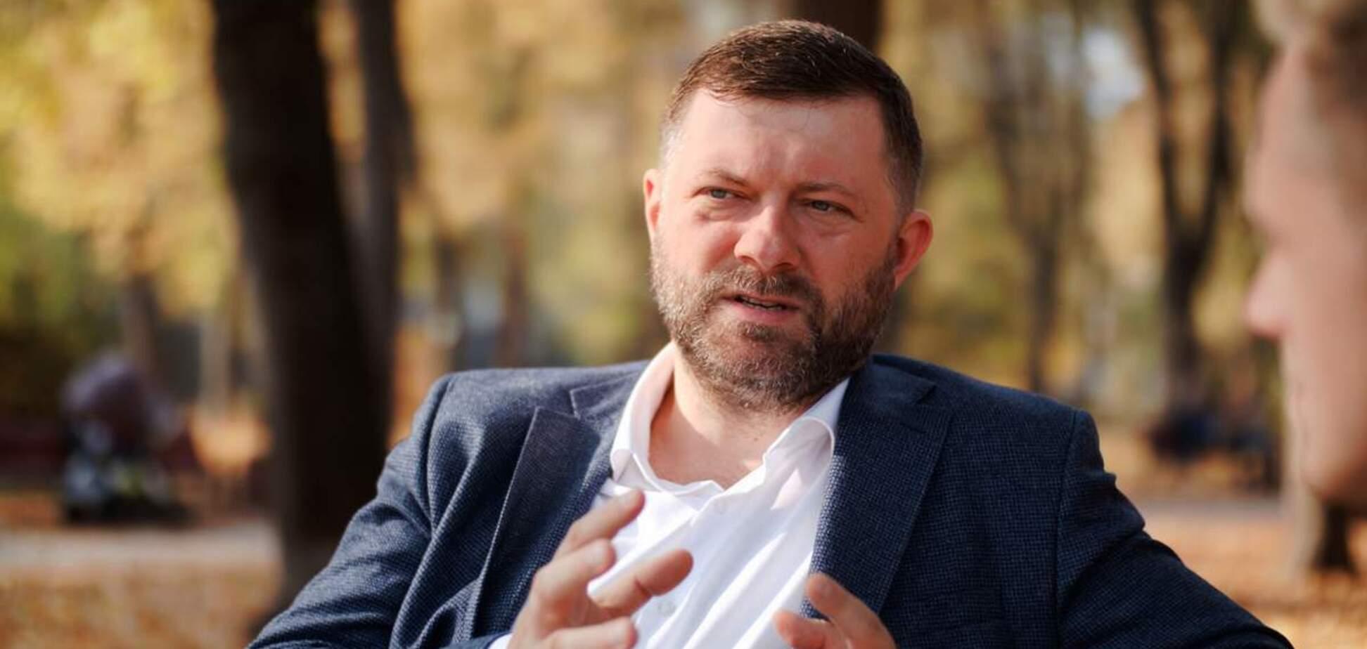 Корниенко заявил, что у многих политиков в Украине нет охраны