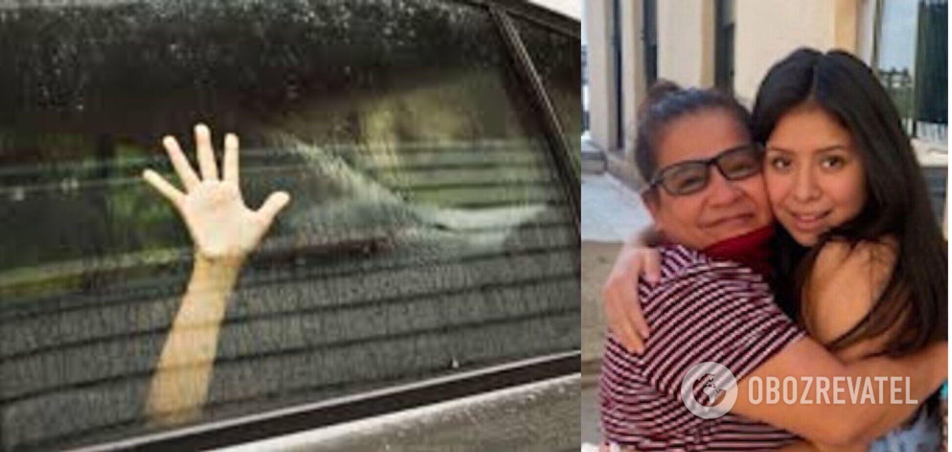 Была похищена отцом: в США девушка воссоединилась с матерью после 14-летней разлуки