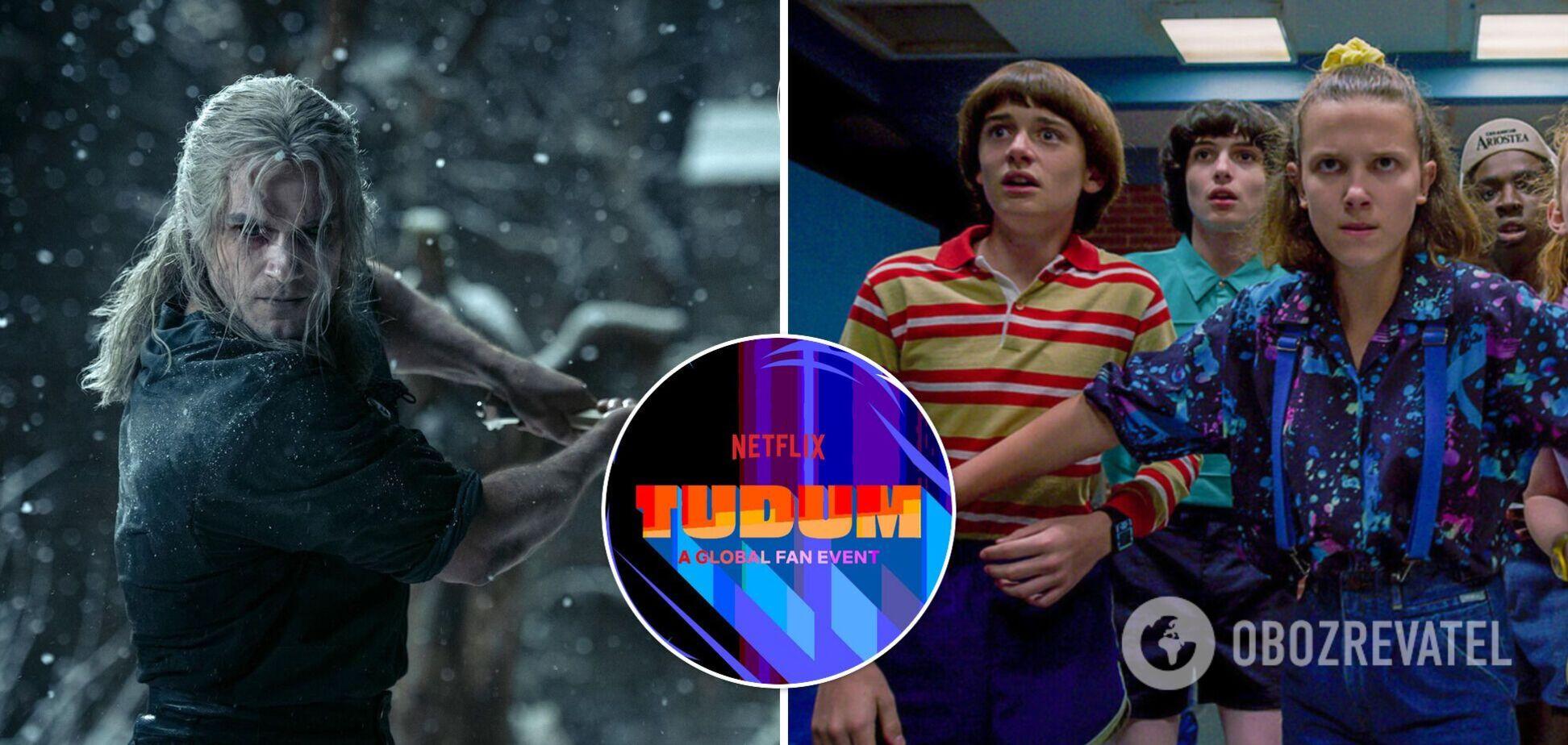 'Очень странные дела', 'Ведьмак' и не только: Netflix показал трейлеры главных премьер