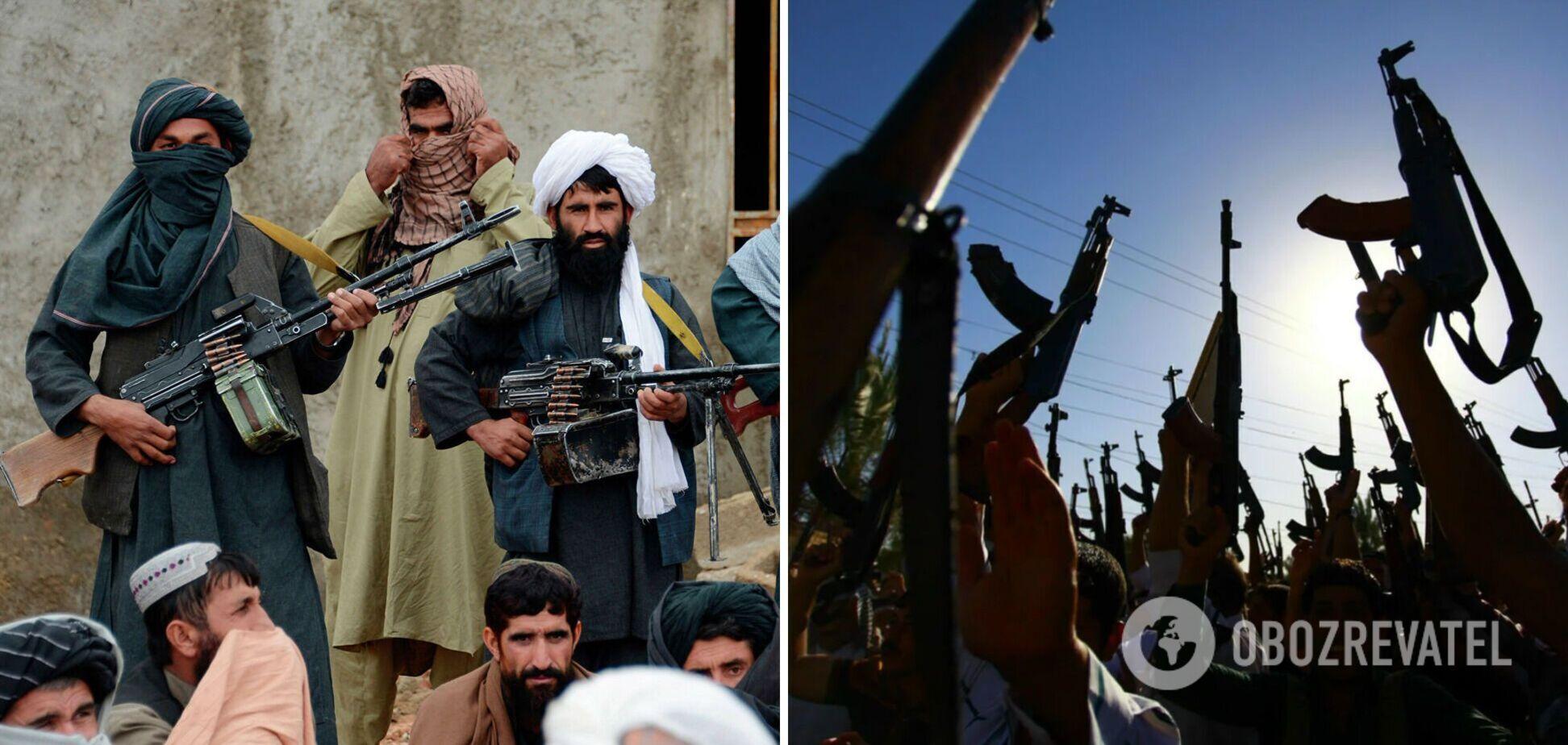Талибы показательно выставили трупы на улицах