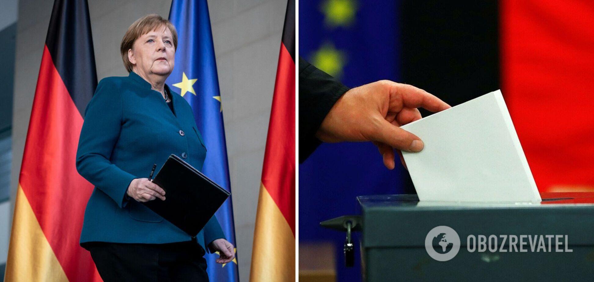 'Избирательный хаос' и бомба возле участков: как проходили исторические выборы в Германии