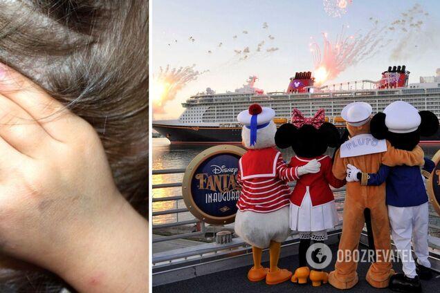 Против компании Disney подан иск об изнасиловании 3-летнего ребенка