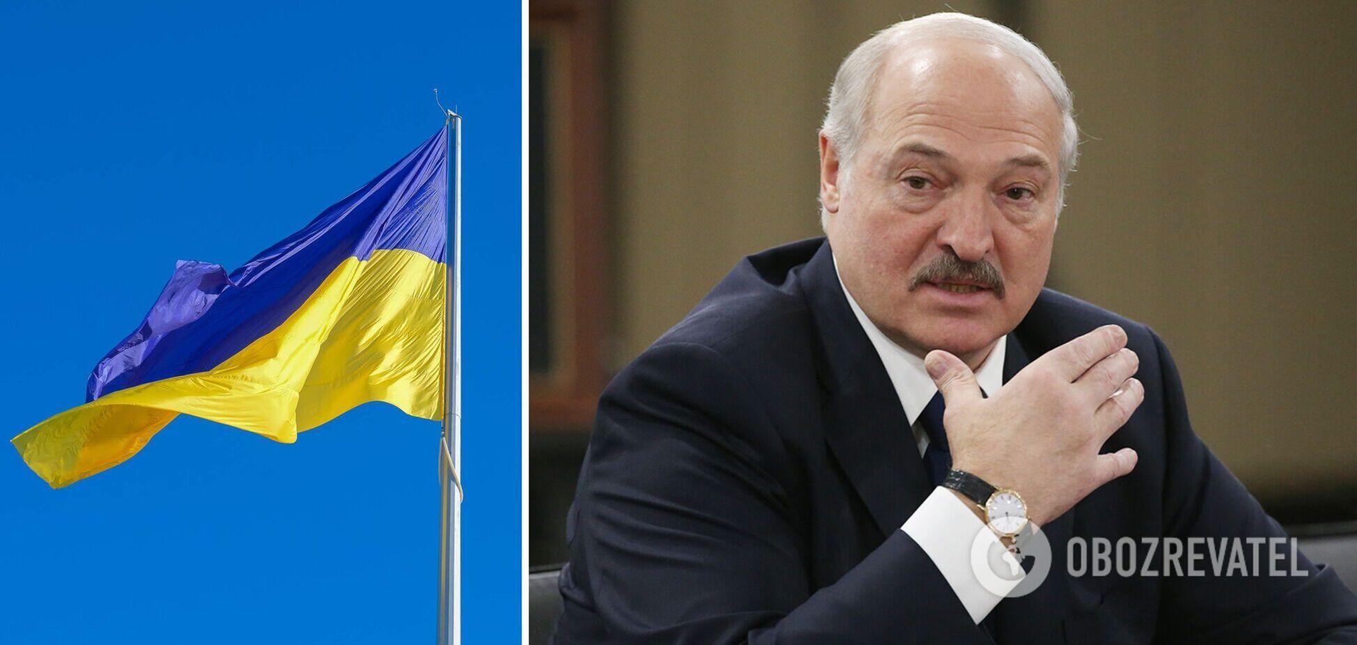 Лукашенко заговорил об 'угрозе' для Беларуси со стороны Украины: у нас открывается новый фронт