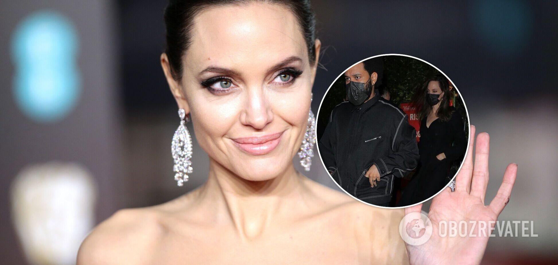 15 лет разницы: Джоли завела молодого любовника. Фото