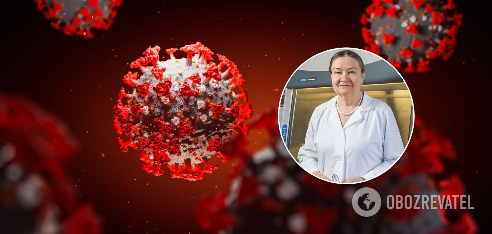 Вирусолог назвала условия замедления COVID-19