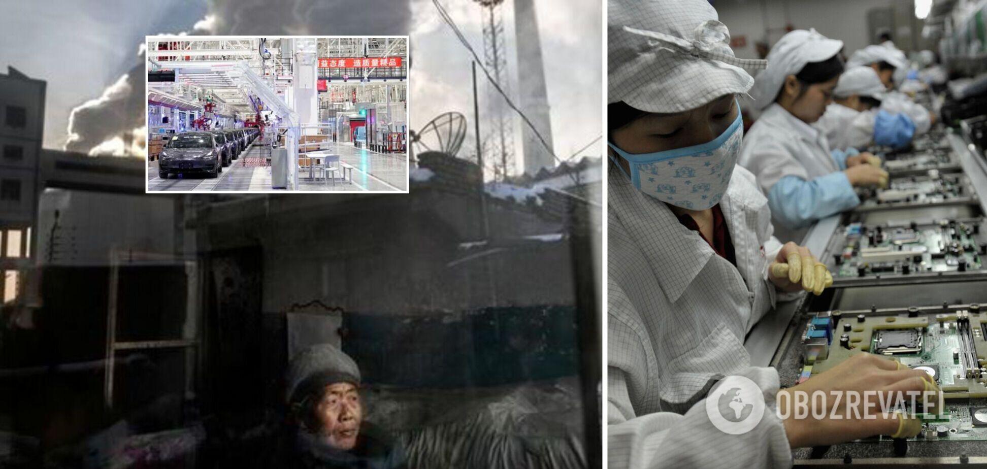 Энергетический кризис в Китае привел к закрытию заводов Apple и Tesla