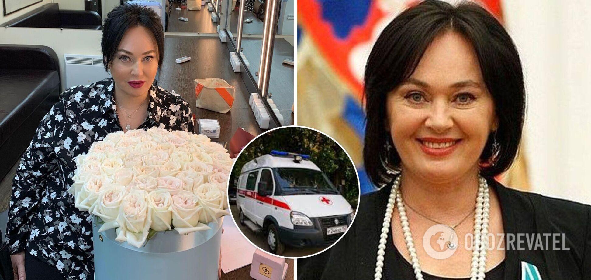 Скандальную Ларису Гузееву экстренно госпитализировали: что известно о ее состоянии