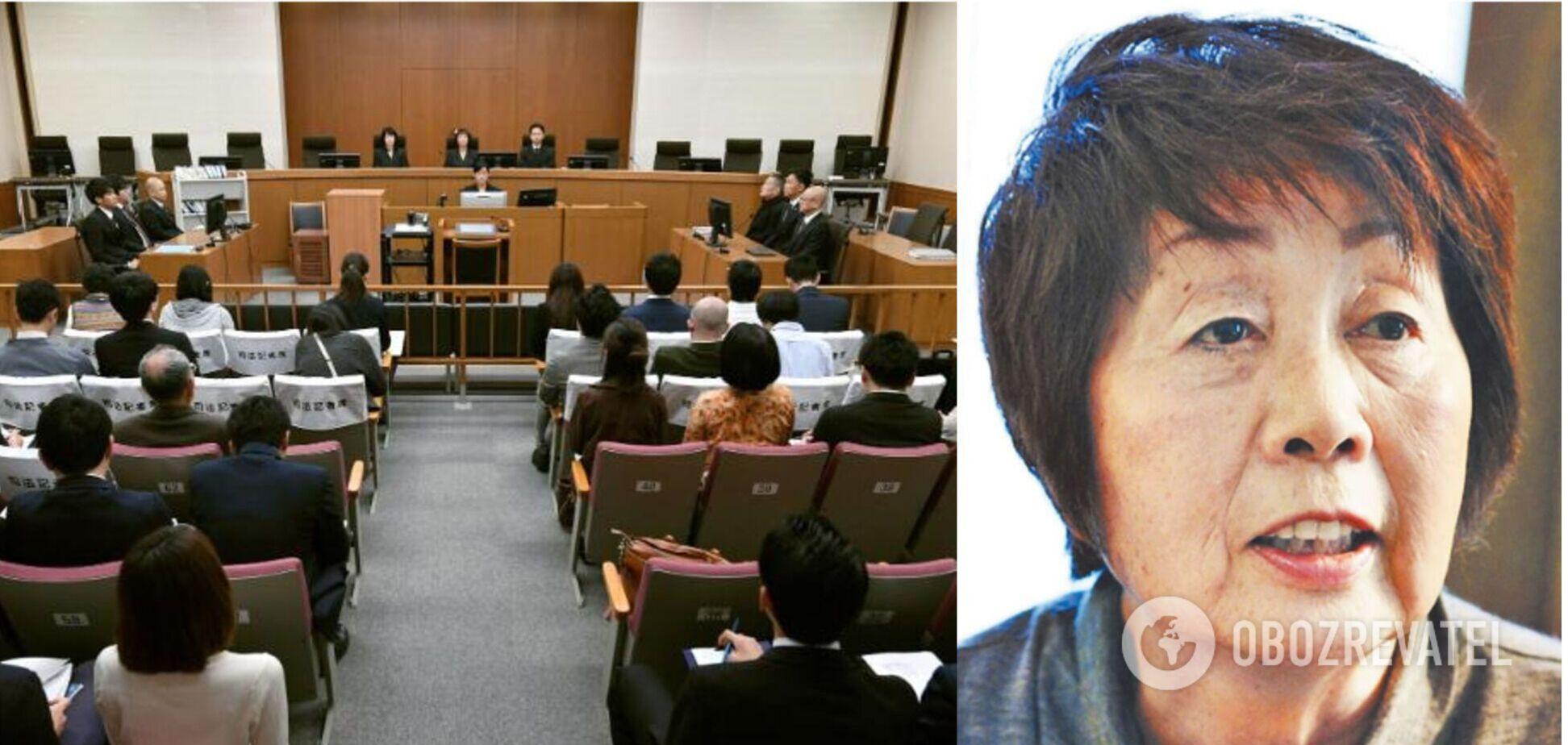 В Японии казнят 74-летнюю 'черную вдову': травила мужей цианидом. Фото