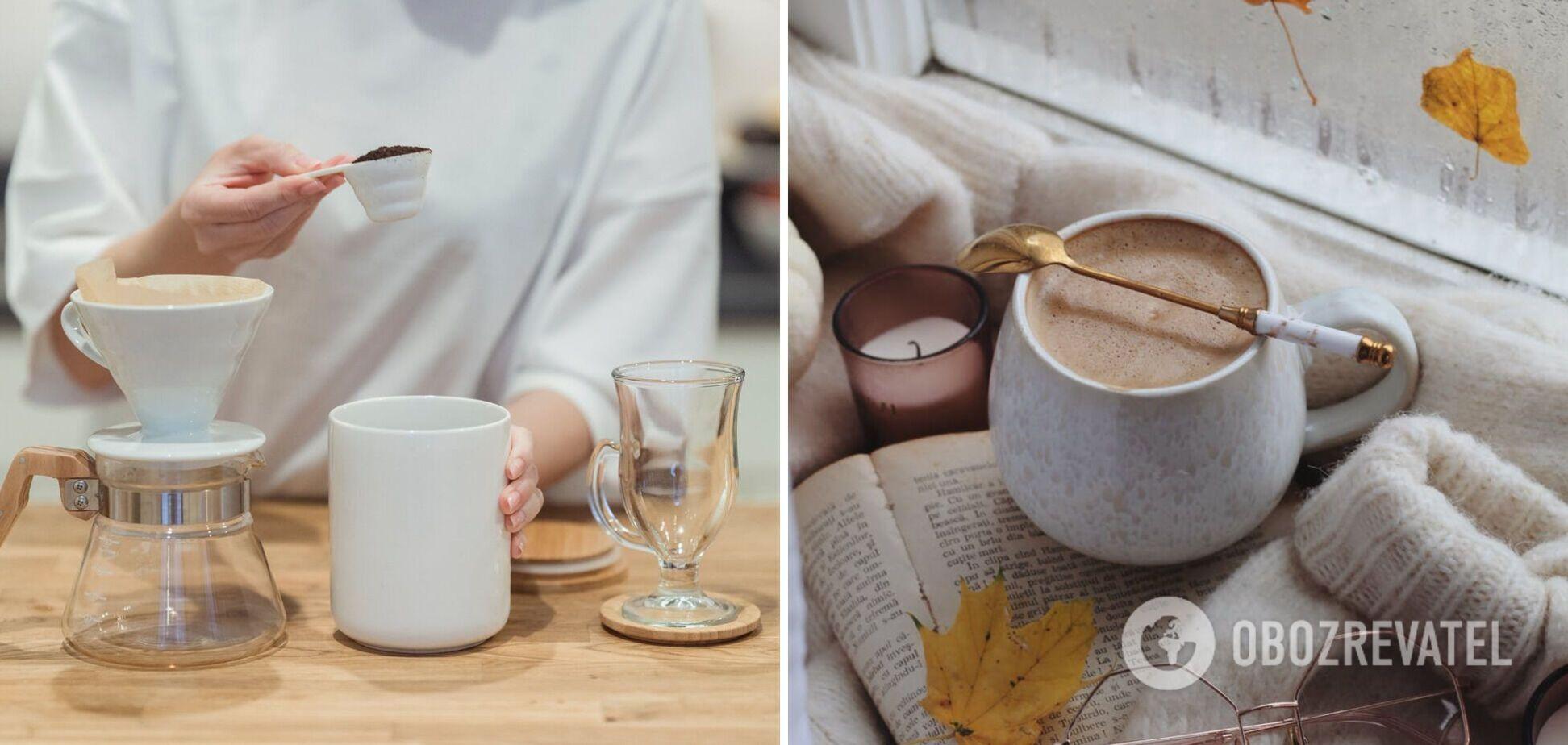Как правильно заваривать вкусный кофе в турке