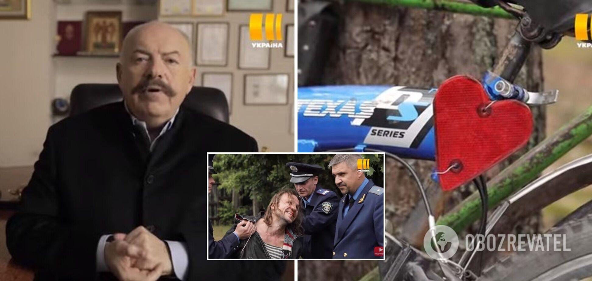 В серии 'Жены Синего бороды' рассказывается о похищении дочери прокурора
